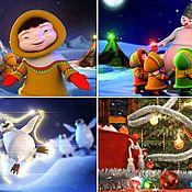 Видео ручной работы. Ярмарка Мастеров - ручная работа Именные видео сказки для детей от Деда Мороза. Handmade.