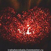 Для дома и интерьера ручной работы. Ярмарка Мастеров - ручная работа Сердце с любовью. Handmade.