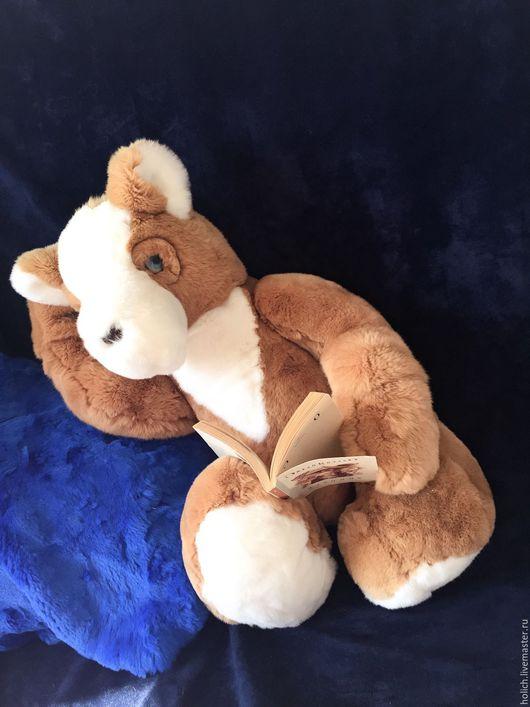 Куклы и игрушки ручной работы. Ярмарка Мастеров - ручная работа. Купить Потап мишка Тедди игрушка из натурального меха Большой 67 см. Handmade.