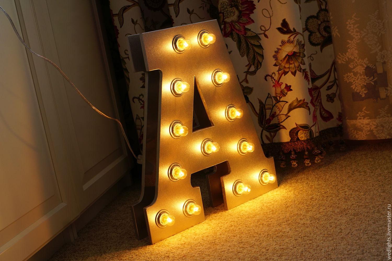 Как сделать чтобы буквы светились
