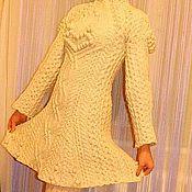 Платья ручной работы. Ярмарка Мастеров - ручная работа Ангельское платье с аранами. Handmade.