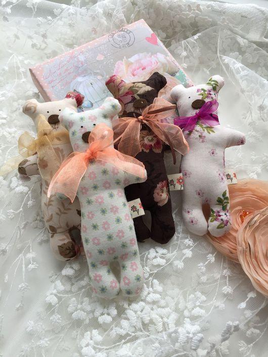 Развивающие игрушки ручной работы. Ярмарка Мастеров - ручная работа. Купить Игрушка Медвежонок. Handmade. Погремушка, медвежонок