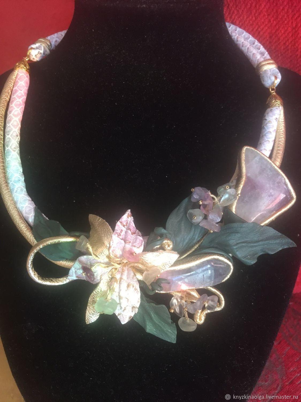 necklace Lily, Necklace, Krasnoyarsk,  Фото №1