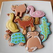 Сувениры и подарки handmade. Livemaster - original item GINGERBREAD for the children.Culinary souvenir handmade. Handmade.