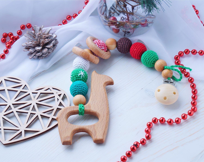 Juguetes educativos manualidades. Livemaster - hecho a mano. Comprar Gryzunok, Gryzunok-prorezyvatel ubicados en el cable de año Nuevo'. Handmade