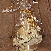 Подарки к праздникам ручной работы. Ярмарка Мастеров - ручная работа Торт из полотенец Сказка. Handmade.