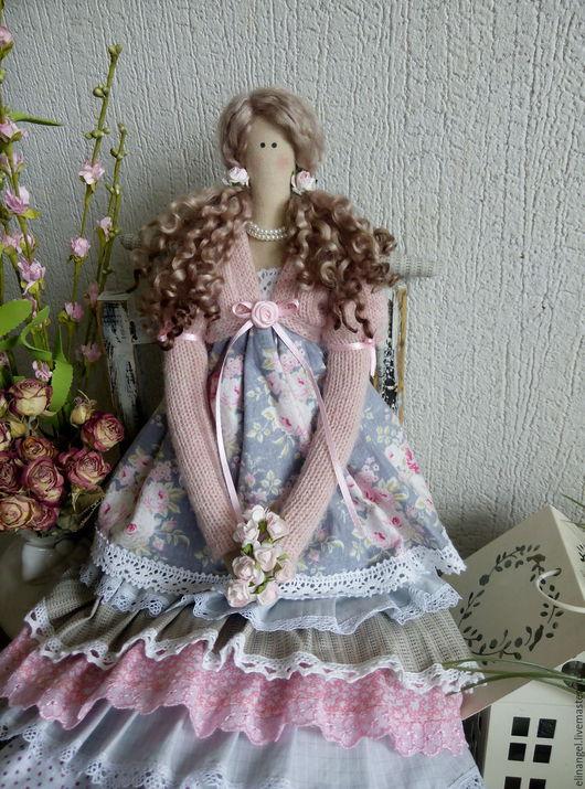 Куклы Тильды ручной работы. Ярмарка Мастеров - ручная работа. Купить Мэрит текстильная кукла ручной работы. Handmade. Тильда