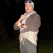 Одежда handmade. Livemaster - original item The Wellness belt from the coat of the Bobtail .. Handmade.