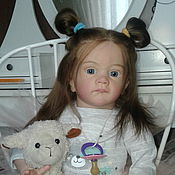 Куклы Reborn ручной работы. Ярмарка Мастеров - ручная работа Кукла реборн. Фрида1. Handmade.