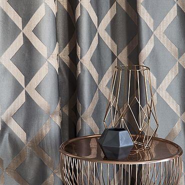Текстиль ручной работы. Ярмарка Мастеров - ручная работа Портьерная ткань. Handmade.