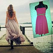 """Одежда ручной работы. Ярмарка Мастеров - ручная работа платье - """"клубничка"""". Handmade."""