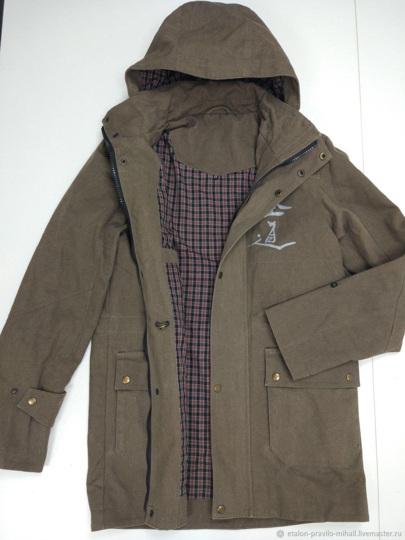 Мужская куртка демисезон kudo, кудо, Верхняя одежда мужская, Москва,  Фото №1