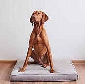 Для домашних животных, ручной работы. Ярмарка Мастеров - ручная работа Лежанка для собак. Handmade.