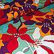 Шитье ручной работы. Ярмарка Мастеров - ручная работа. Купить Американский хлопок  ТРОПИЧЕСКИЕ ЦВЕТЫ. Handmade. Ваниль, тропические цветы