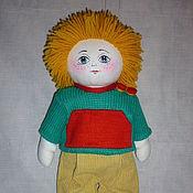 """Куклы и игрушки ручной работы. Ярмарка Мастеров - ручная работа Кукла """"Антошка"""". Handmade."""