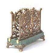 handmade. Livemaster - original item Napkin holder on coil. Handmade.