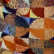"""Одежда ручной работы. Ярмарка Мастеров - ручная работа Джемпер """"Пэчворк"""". Handmade."""