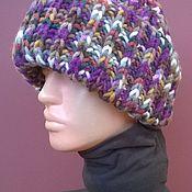 Аксессуары handmade. Livemaster - original item Hat MELANGE-1. Handmade.