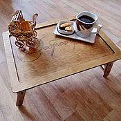 """Для дома и интерьера ручной работы. Ярмарка Мастеров - ручная работа Столик """"Доброе утро"""" вер.1. Handmade."""