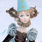 Куклы и игрушки ручной работы. Ярмарка Мастеров - ручная работа Коллекционная  кукла Паолина. Handmade.