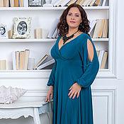 Вечернее платье Ромелла большого размера