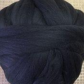 Материалы для творчества handmade. Livemaster - original item South American Merino 27 MD.Dark Gray. Germany.. Handmade.