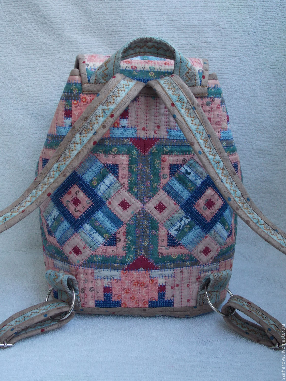 Лоскутный рюкзак фото рюкзак colorado 55