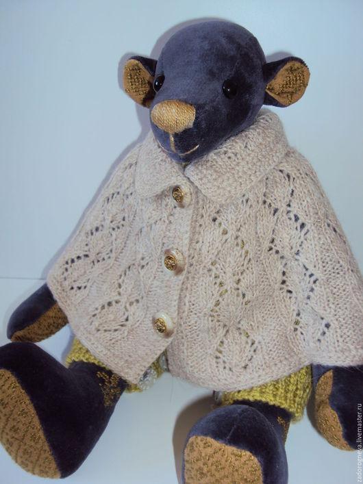 Мишки Тедди ручной работы. Ярмарка Мастеров - ручная работа. Купить Мишка тедди, Николетта. Handmade. Разноцветный, ручная работа