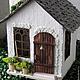 Кукольный дом ручной работы. Ярмарка Мастеров - ручная работа. Купить Домик запасливого мышонка 2. Handmade. Разноцветный, миниатюра
