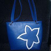 Сумки и аксессуары handmade. Livemaster - original item Women leather handbag