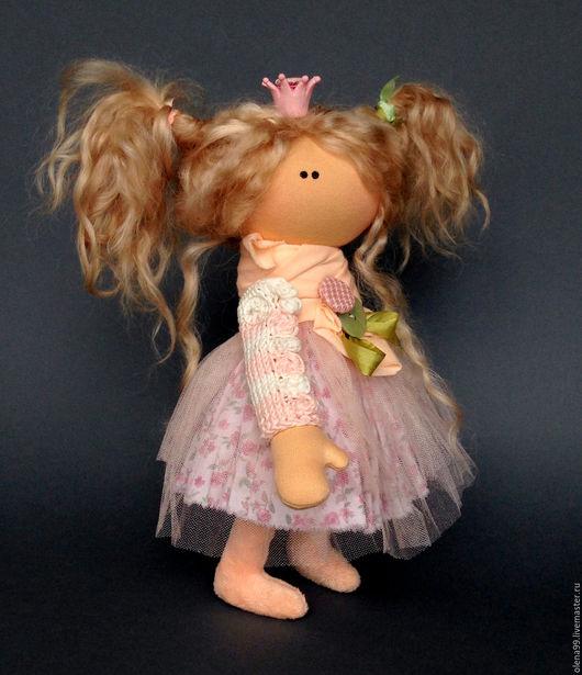 Коллекционные куклы ручной работы. Ярмарка Мастеров - ручная работа. Купить Принцесса Алисия. Текстильная кукла. Handmade. Принцесса