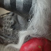 Куклы и игрушки handmade. Livemaster - original item Bird of sadness.. Handmade.