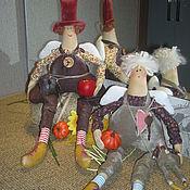 Куклы и игрушки ручной работы. Ярмарка Мастеров - ручная работа Кукла Ангел хорошего настроения. Handmade.