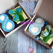 Косметика ручной работы handmade. Livemaster - original item Soap set