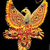 Украшения handmade. Livemaster - original item The Firebird talisman. Handmade.
