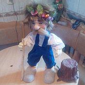Куклы и игрушки ручной работы. Ярмарка Мастеров - ручная работа ЛЕСОВИК. Handmade.
