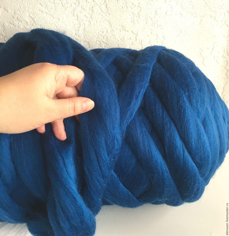 Мериносовая пряжа для ручного вязания