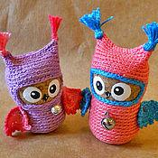 Куклы и игрушки ручной работы. Ярмарка Мастеров - ручная работа Вязаные игрушки. Handmade.