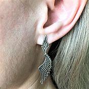Earrings handmade. Livemaster - original item