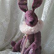 Куклы и игрушки handmade. Livemaster - original item Teddy Bunny Berry Music. Handmade.