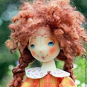 Куклы и игрушки ручной работы. Ярмарка Мастеров - ручная работа Ириска и Лиска. Handmade.