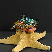 Сувениры и подарки ручной работы. Ярмарка Мастеров - ручная работа Флешка на 32 Гб Рыбка. Handmade.