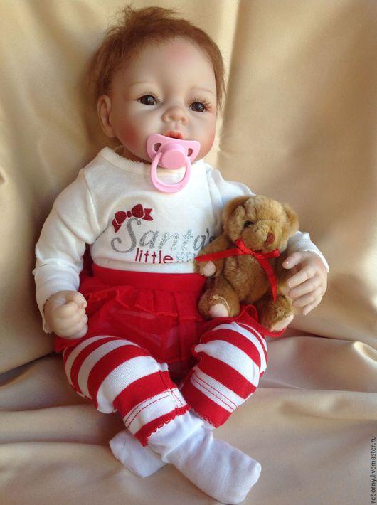 Куклы-младенцы и reborn ручной работы. Ярмарка Мастеров - ручная работа. Купить Кукла Реборн (Reborn) Девочка. Handmade. Комбинированный