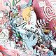 """3D-открытка """"Для влюбленных"""" тканевая, Открытки, Санкт-Петербург,  Фото №1"""