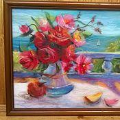 """Картины и панно ручной работы. Ярмарка Мастеров - ручная работа """"Крым"""". Handmade."""