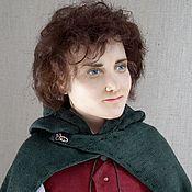Куклы и игрушки ручной работы. Ярмарка Мастеров - ручная работа кукла интерьерная Фродо Бэггинс. Handmade.