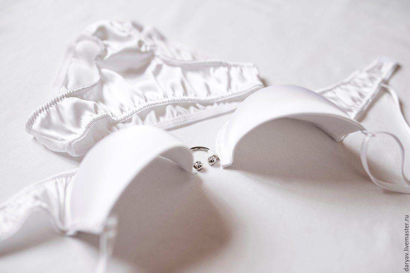 cd643c23de972 Белье ручной работы. Ярмарка Мастеров - ручная работа. Купить Комплект  нижнего белья из натурального ...