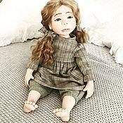 Куклы и пупсы ручной работы. Ярмарка Мастеров - ручная работа Девочка (авторская работа). Handmade.