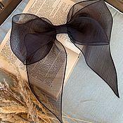 Украшения handmade. Livemaster - original item Whitney Bow. Handmade.