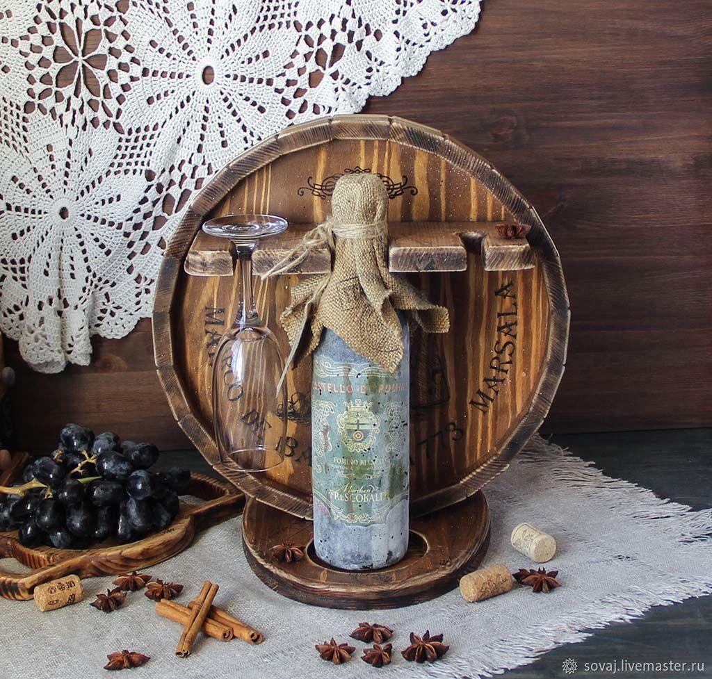 """Мини- бар """" Попробуй Италию на вкус""""- массив сосны, Корзины, Каменномостский,  Фото №1"""